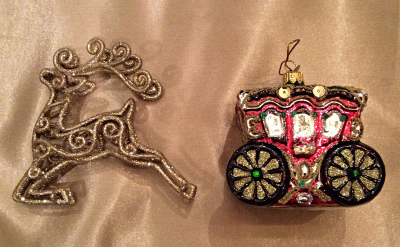 Golden Deer and Carriage