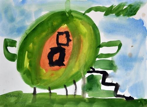 watermelon_house